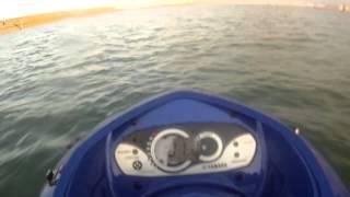 2. Yamaha VX110 top speed run