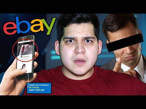 I Accidentally Exposed A Major Online Scamming Group (ebay Scammers)