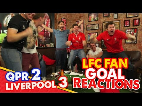 uncensored - The lads in the studio going mental to Mario misses, comedy defending, own goals, and Coutinho magic as Liverpool beat 2-3 QPR at Loftus Road... The Redmen TV is Uncensored LFC Television......