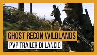 Trailer di lancio Ghost War - SUB ITA
