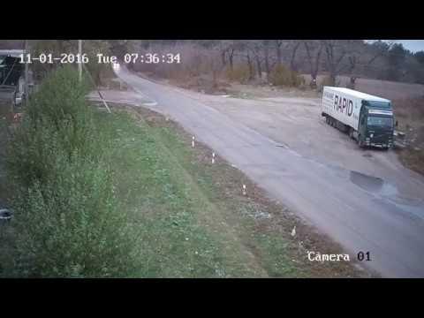 ДТП в Тарасовке