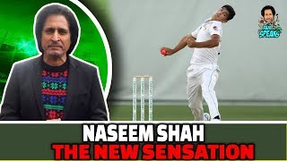 Naseem Shah The New Sensation | PAK vs AUS