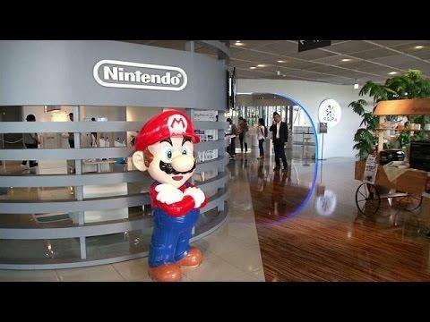 Νέα παιχνιδομηχανή από την Nintendo – corporate
