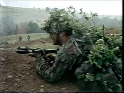 "Video. Documental de la BBC: ""Soldiers: a history of men in battle: Infantry""."