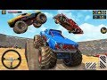 Monster Truck Derby Crash Stunts 2 Android Gameplay Fri