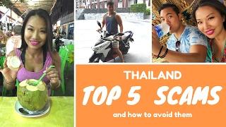 Video Thailand : Top 5 scams ! MP3, 3GP, MP4, WEBM, AVI, FLV Februari 2019