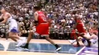 Remember When Michael Jordan Was Tired! (What Dirk Did Last Night But Cant Compare To This)
