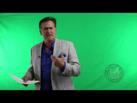 Bruce Campbell Auditions