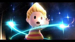 Lucas Amiibo Cinematic Training Montage (Heavy Edit)