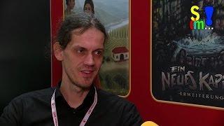 Interview: Feuerland Spiele / Frank Heeren  - Spielwarenmesse 2017