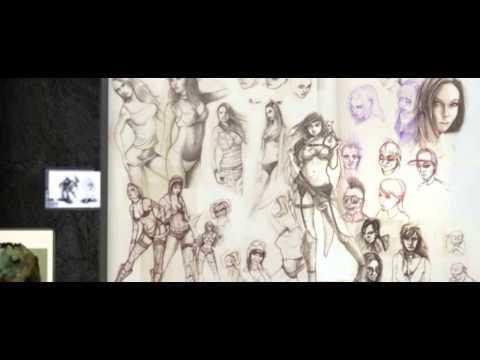 Trailer Digital Arts and Entertainment 2011