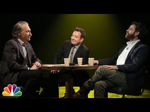 True Confessions with Zach Galifianakis and Bill
