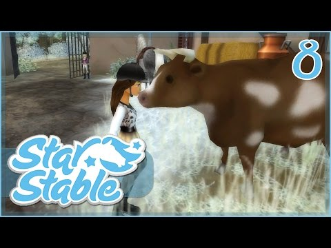 Dandelions for Depressed Cows! || Star Stable - Episode #8