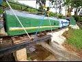 Kerennya Taman Miniatur Kereta Api di Stasiun Karanggandul