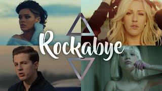 Video Rockabye (The Megamix) – Rihanna • Justin Bieber • AGrande & More (T10MO) MP3, 3GP, MP4, WEBM, AVI, FLV November 2017