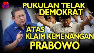 Video Pukkulan Tel4k Demokrat atas Klaim Kemenangan Prabowo MP3, 3GP, MP4, WEBM, AVI, FLV April 2019