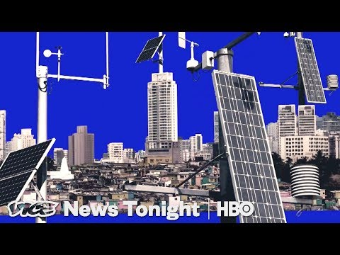 Weather Super Data & Kim Jong Un's Birthday: VICE News Tonight Full Episode (HBO)