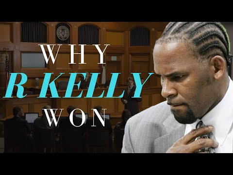 Why R. Kelly Won