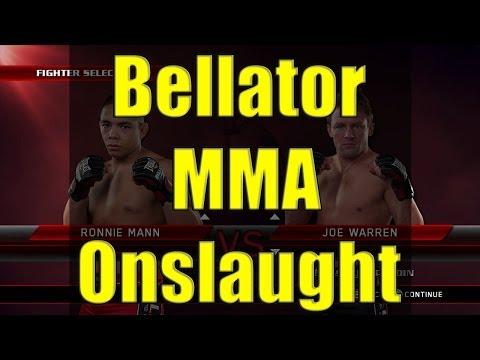 Bellator MMA Onslaught Xbox 360