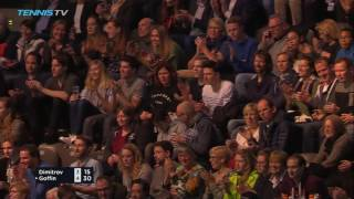 It was quarter-finals day in Rotterdam, with Marin Cilic, Jo-Wilfried Tsonga, Tomas Berdych, Martin Klizan, David Goffin, Dominic Thiem, Grigor Dimitrov and ...