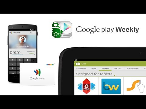 tappay - In this week's episode of Google Play Weekly, we talk about the latest and greatest in the Google Play Store. Included this week is a new Google Play Store u...