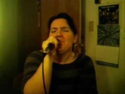 Singing karaoke Sound Choice Evanescence