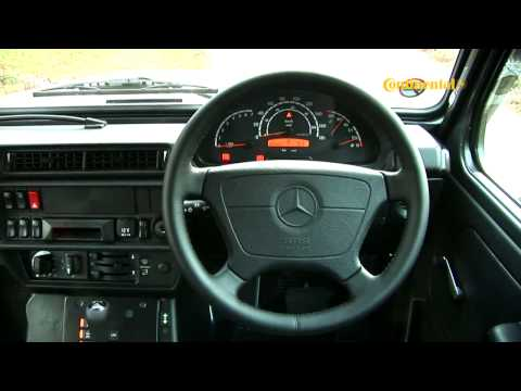 RPM TV - Episode 159 - Mercedes-Benz G300 Professional Station wagon