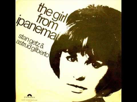 Video The Girl From Ipanema by Astrud Gilberto download in MP3, 3GP, MP4, WEBM, AVI, FLV January 2017