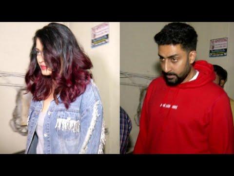 Aishwarya Rai Bachchan and Abhishek Bachchan Watch