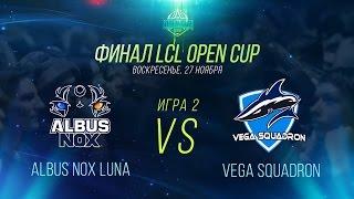 ANoX vs Vega, game 2