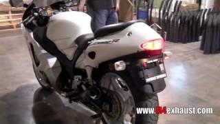 9. 2007 Suzuki Hayabusa Retro Drag