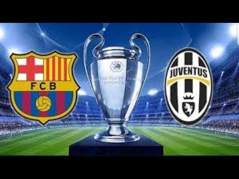 BARCELONA Vs JUVENTUS LIVE STREAM HD - CHAMPIONS LEAGUE 13/9/2017