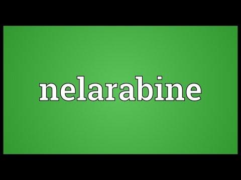 Nelarabine Meaning