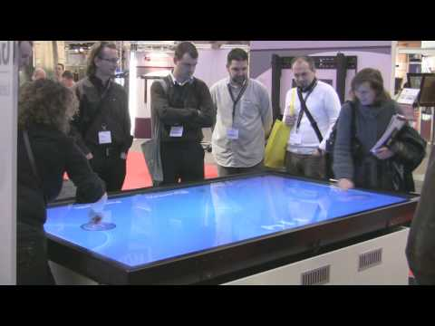 Multi-Touch Air Hockey