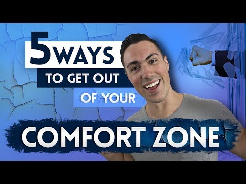 5 Comfort Zone KILLERS - How to Break Out of Your Comfort Zone