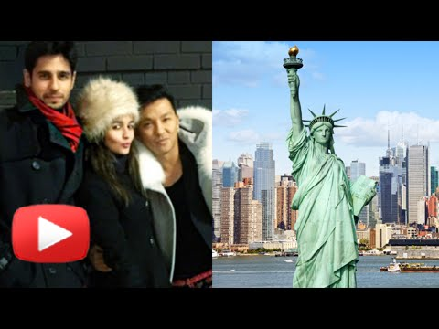 Sidharth Malhotra And Alia Bhatt Spotted Together
