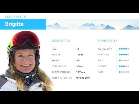 Video: Volkl Kenja Skis 2019 2 40