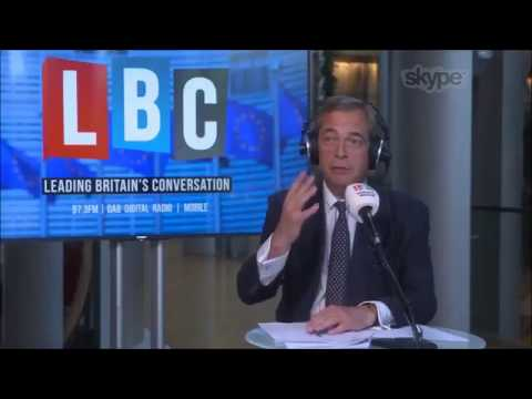 Nigel Farage Discusses Labour's General Election Manifesto
