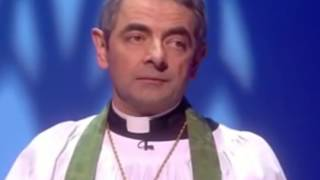 Video Rowan Atkinson (Mr Bean) in religious comedy sketches MP3, 3GP, MP4, WEBM, AVI, FLV Agustus 2019