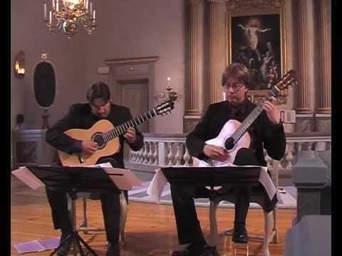 Duo Favoloso - Lied ohne Worte by Mendelssohn