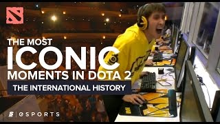 Video The Most ICONIC Moments in The International History (Dota 2) MP3, 3GP, MP4, WEBM, AVI, FLV Juni 2018