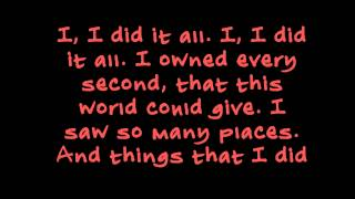 OneRepublic - I Lived (Lyric Video) - YouTube