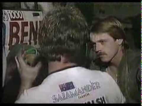 Bathurst 1983 Working all Night – Greens-Tuf Dick Johnson