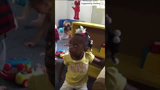 Video Little girl in preschool goes off after she gets put in timeout. MP3, 3GP, MP4, WEBM, AVI, FLV Februari 2019