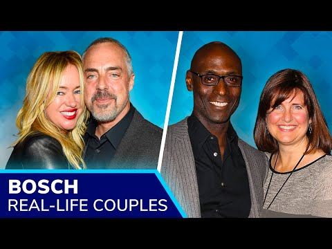 BOSCH Actors Real-Life Couples ❤️ Titus Welliver's many personal tragedies, losses and marriages