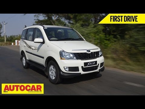 2014 Mahindra Xylo | First Drive | Autocar India