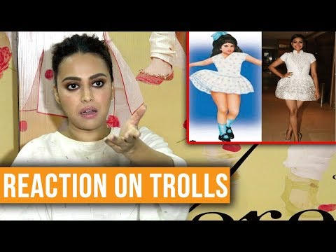 Swara Bhasker On How She Handles Trolls And Memes