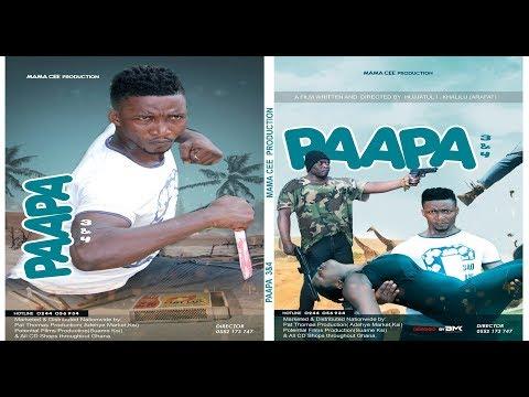 PAAPA PART 3-LATEST GHANAIAN ASANTE TWI MOVIE