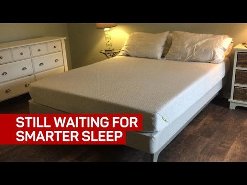 I'm still waiting for this smart bed to show me how to sleep better