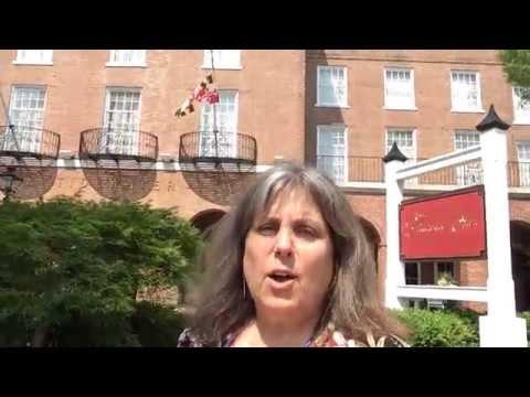 HAUNTED MINUTES - Tidewater Inn - Easton MD
